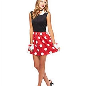 Minnie Mouse Halloween Costume with accessories!